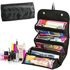 BEAUTY CASE DA VIAGGIO DONNA MAKE UP PORTA TRUCCO PER TRUCCHI ORGANIZER BORSA