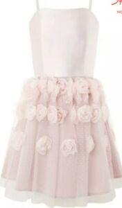 Peter Storm Kidswear 100/% Cotton Pink Dress Girls Butterfly BNWT Bagged NEW