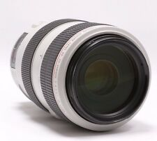 Canon Zoom Lens  EF 70-300mm f/4-5.6 L IS USM  Tan / Black,  Free US Shipping