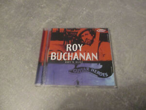 ROY BUCHANAN: Guitar Heroes Vol. 8.., ZOUNDS, DIG. REMASTERED, 1 CD, MINT, RARE!