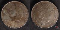 Wilhelm Pieck – XX. Jahre DDR - Medaille 1969 DDR -  ca 19g 40mm