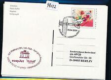 98042) EASY JET FISA So-LP Genf Schweiz - Berlin 25.4.2009, GA