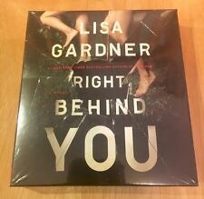 RIGHT BEHIND YOU unabridged audio CD by LISA GARDNER - Brand New! - 13 hours!