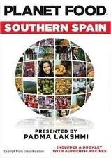 PLANET FOOD - SOUTHERN SPAIN Padma Lakshmi DVD NEW