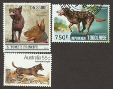 Australian Kelpie * Int'l Dog Stamp Art Collection * Great Gift Idea*