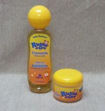Grisi Ricitos De Oro Chamomile Shampoo 8.4 oz & Chamomile Gel 4.0 oz 2 Piece Set