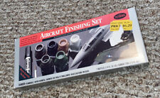 Testors Aircraft Finishing Set - Hobby and Model Paint Set - #9121
