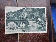 Zwischenkriegszeit (1918-39) Frankierte Ansichtskarten aus Rheinland-Pfalz für Brücke