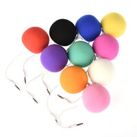 Mini Ball Speaker Portable Music Travel MP3 Mobile Phone iPhone iPod Laptop PC