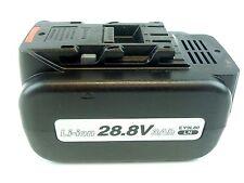 Panasonic Genuine OEM 28.8V 3.0Ah Lithium-Ion Battery EY9L80 for EY7880 Rotary