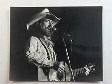 1978 WILLIE NELSON ORIGINAL COUNTY MUSIC PROMO PHOTOGRAPH~