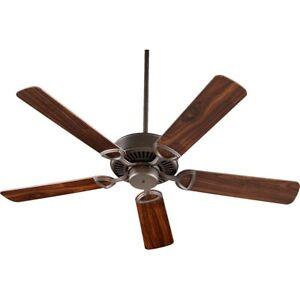 Quorum Estate Ceiling Fan, Oiled Bronze - 43525-86