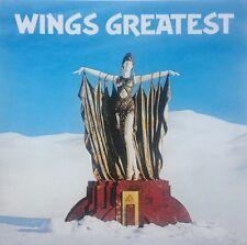 Paul McCartney - Wings - Wings Greatest + Poster - OIS - 1 C 064-61 963 - Vinyl