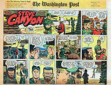 SET 2 ( 84 PAGES) 1968 WASHINGTON POST FEARLESS FOSDICK, THE PHANTOM,