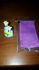 2001 Haydel's King Cake baby King Queen Barkus New Orleans Mardi Gras