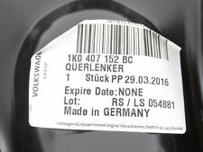 Genuine OEM Volkswagen Audi 1K0-407-152-BC Passenger Front Lower Control Arm