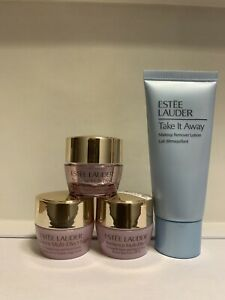 Estee Lauder Resilience Lift/Multi effect day&night cream .24 Oz And Eye .17oz