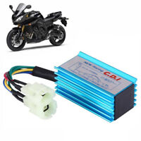 6pin Performance Racing CDI Box+Ignition Coil For GY6 Scooter Moped50CC 150C _