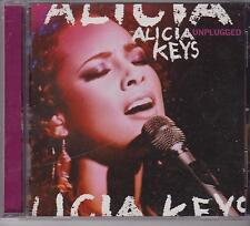 ALICIA KEYS - UNPLUGGED - CD - BRAND NEW -
