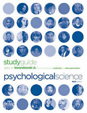 Study Guide for Psychological Science, 3rd edition by Eileen Astor-Stetson, GBL1