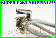 02 OXYGEN SENSOR EXTENDER 90 DEGREE ANGLE o2 FOR DOWNPIPE M18 X 1.5 SPACER o2