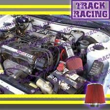 90 91 92 93 94-99 TOYOTA CELICA ST GT GTS 1.6L 1.8L 2.2L AIR INTAKE KIT Red