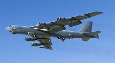 """B-52 BOMBER MILITARY AIR FORCE 24"""" x 43""""  LARGE HD WALL POSTER PRINT"""