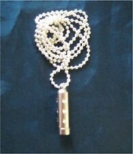 Spell Charm - Vervain Filled Protection Pendant Necklace