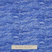 Christmas Fabric - Ice Ribbon Feather Dark Blue - Timeless Treasures YARD