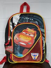 Disney Pixar Cars 16 inch Full Size Unisex Backpack Movie 3