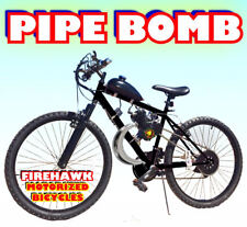 USA SELLER NEW 2018 PIPE BOMB 48 49 50 CC GAS MOTOR BIKE BICYCLE SCOOTER MOPED