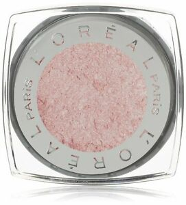 L'Oreal Infallible 24HR Waterproof Eye Shadow, Always Pearly Pink, 0.12 Ounce