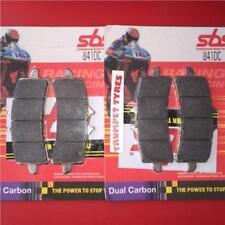 Frenos y componenentes de frenos color principal negro para motos Ducati