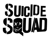 Suicide Squad Vinyl Decal Car Window Wall Sticker CHOOSE SIZE COLOR