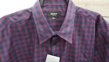 Camicie casual da uomo a manica corta in policotone
