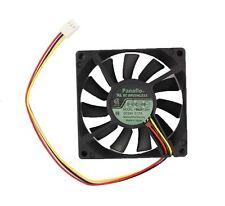 Panaflo 8015 FBK08T24H DC24V 0.17A 3Pin Case Cooling Fan 80*80*15MM