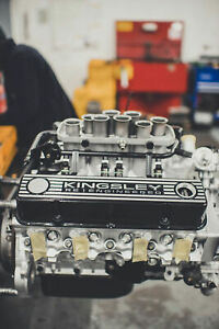 4600cc High Torque V8, Uprated EFi (14CUX) Turn-Key Engine