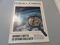 La Domingo De Corriere 24 Julio 1966 - Día Y Noche Ci Spiano Etc