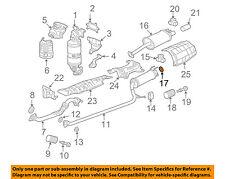HONDA OEM Exhaust System-Muffler Gasket 18229SNEA01