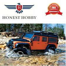 Traxxas 8011A Body, Land Rover® Defender®, adventure orange Brand NEW