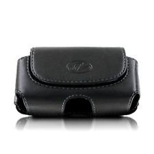 Phone Belt Pouch Case Clip Universal Small Flip Phones Holder Horizontal Holster