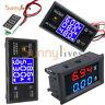 DC 50V 5A 100V 10A Voltage Current Power Meter Digital LCD Voltmeter Ammeter