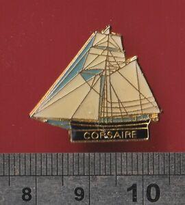 Boat pin badge - Corsair