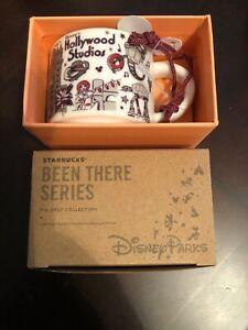 2019 Disney Parks Starbucks Hollywood Studios Been There Series Ornament Mug