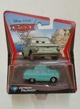 CARS Disney pixar cars 2 PETROV TRUNKOV numero 18 RARO mattel scala 1:55 maclama