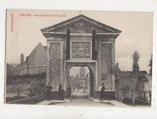 Bergues Porte de Cassel France Vintage Postcard 874a