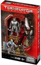 Mega Bloks Terminator Genisys Resistance Soldier T-1000 construx mini figure set