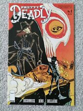 Pretty Deadly Issue 1 Thought Bubble Variant Cover (2015) Image DeConnick & Rios