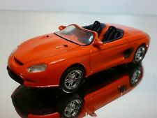 JOUEF FORD MUSTANG MACH III 1994 - RED 1:43 - EXCELLENT CONDITION - 7