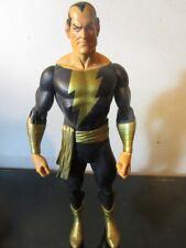 "Alex Ross Justice League Series 4 Black Adam 7.5"" Action Figure~"